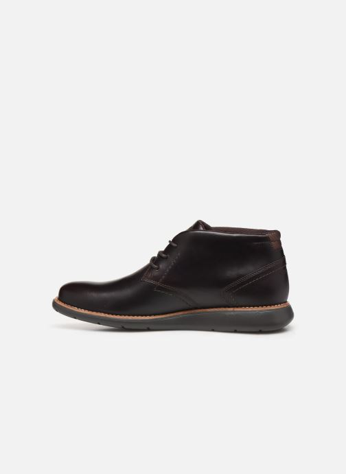 Ankle boots Rockport Tmsd Chukka C Brown front view