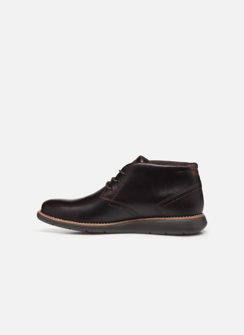 Bottines et boots Rockport Tmsd Chukka C Marron vue face