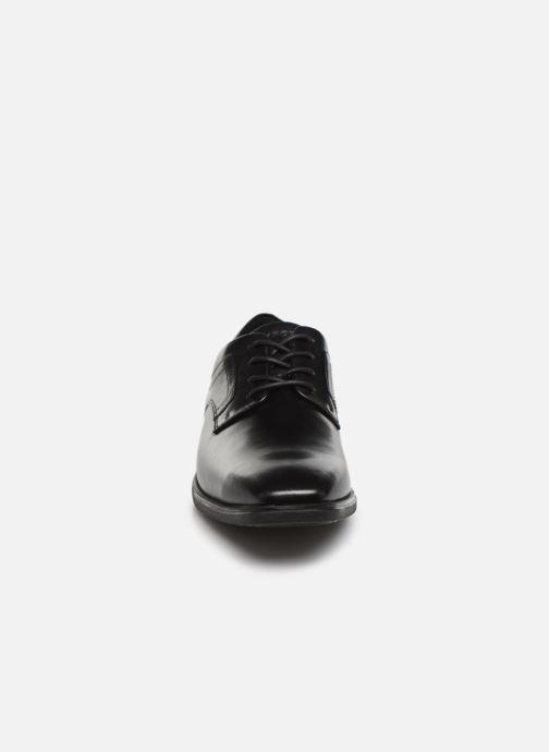 Schnürschuhe Rockport DS Business 2 PT C schwarz schuhe getragen