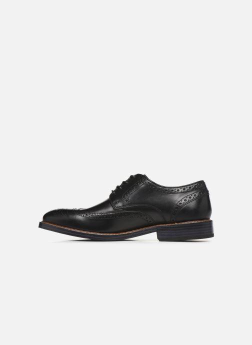 Zapatos con cordones Rockport Kenton Wingtip C Negro vista de frente