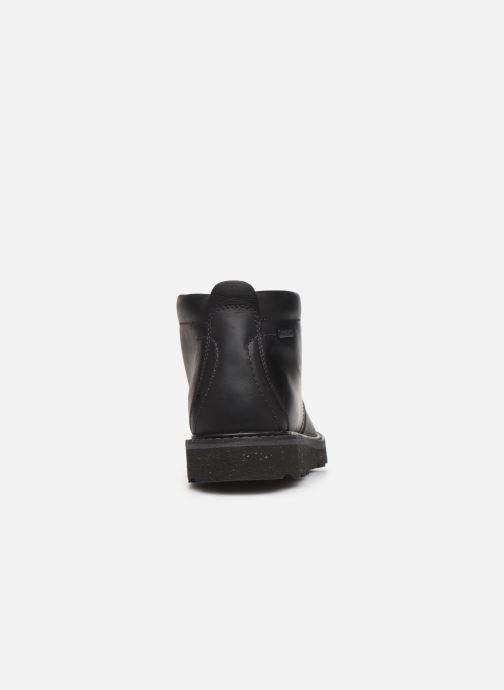 Bottines et boots Rockport Storm Front Chukka WP C Noir vue droite