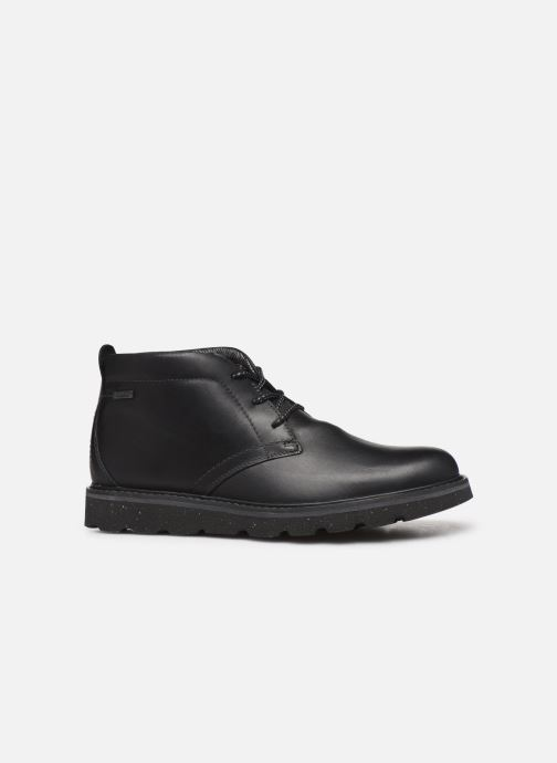 Bottines et boots Rockport Storm Front Chukka WP C Noir vue derrière