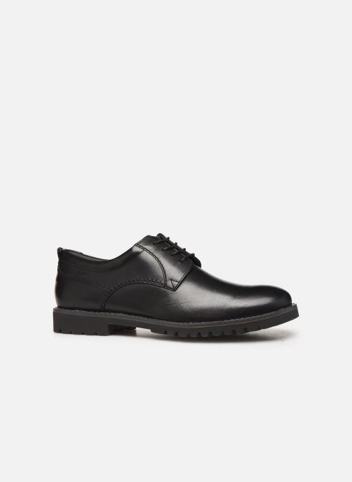 Chaussures à lacets Rockport Marshall PT Oxford C Noir vue derrière