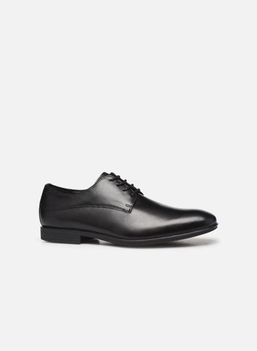 Chaussures à lacets Rockport SC WP Plain Toe C Noir vue derrière