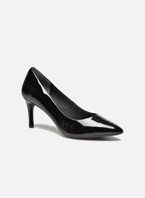 Escarpins Rockport TM75MMPTH Plain Pump C2 Noir vue détail/paire