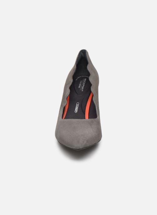 High heels Rockport TM75MMPTH Scallop C Grey model view