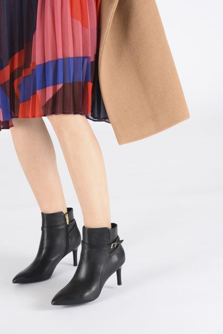 Bottines et boots Rockport TM Ariahnna Strap B C Noir vue bas / vue portée sac