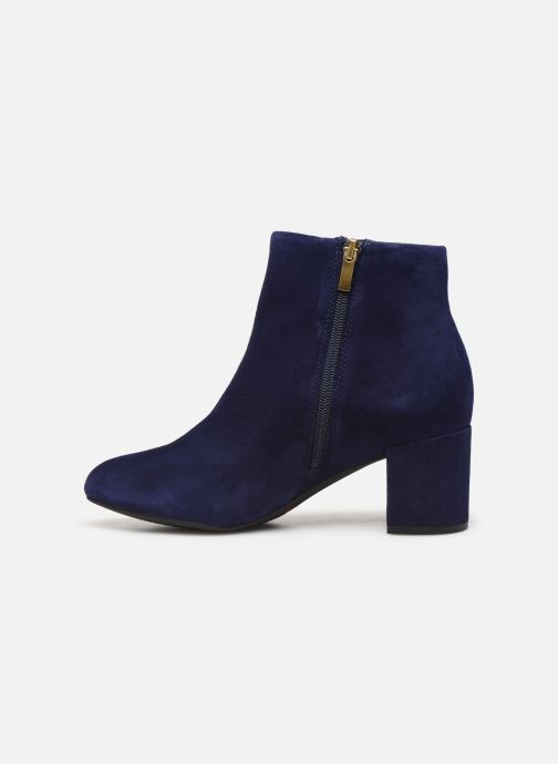 Bottines et boots Rockport TM Oaklee Ruffle B C Bleu vue face