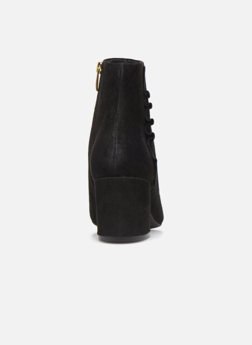 Bottines et boots Rockport TM Oaklee Ruffle B C Noir vue droite