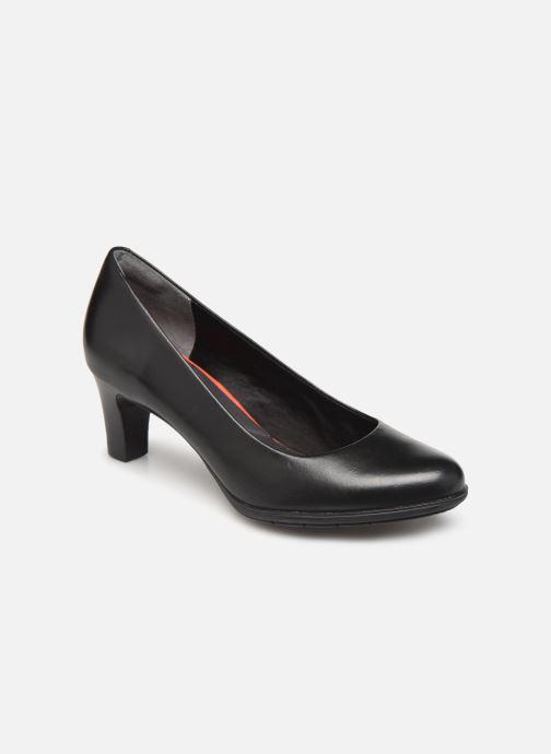 Zapatos de tacón Rockport Melora Plain Pump C2 Negro vista de detalle / par