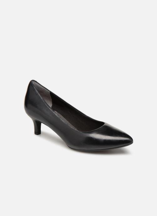 Zapatos de tacón Rockport Kalila Pump C2 Negro vista de detalle / par