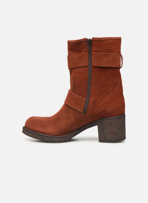 Bottines et boots Sweet Lemon ELAINE Orange vue face