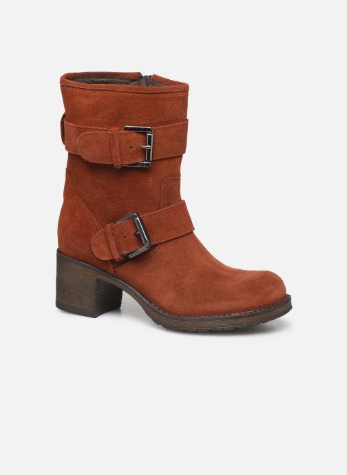 Bottines et boots Sweet Lemon ELAINE Orange vue détail/paire