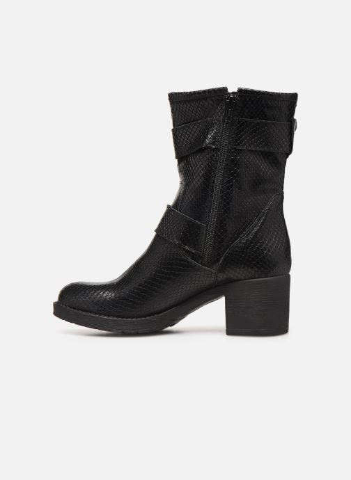 Bottines et boots Sweet Lemon ELAINE Noir vue face