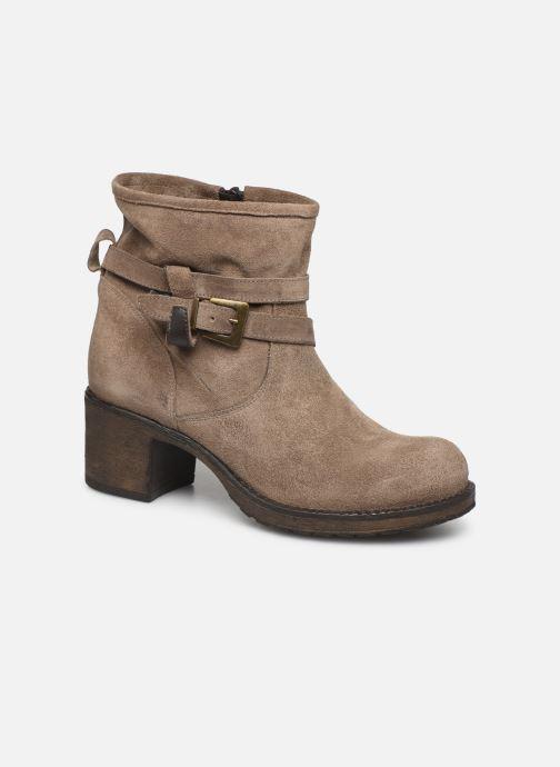 Bottines et boots Sweet Lemon EDWENA Beige vue détail/paire