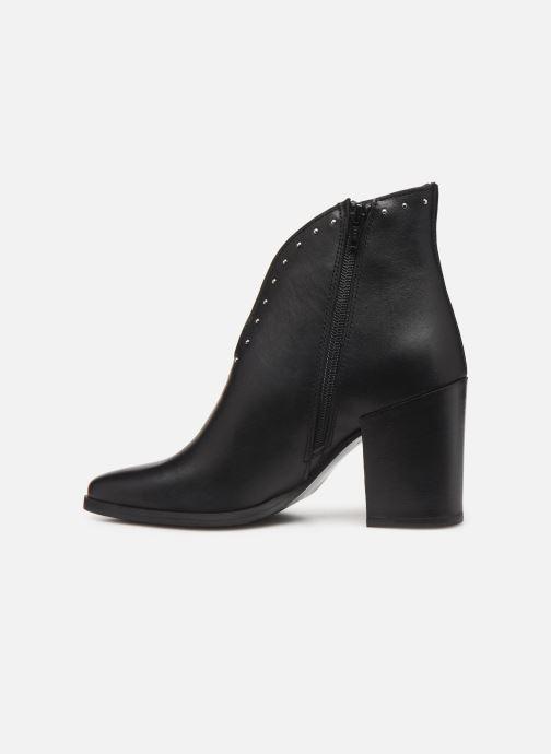 Bottines et boots Sweet Lemon ROJAN Noir vue face