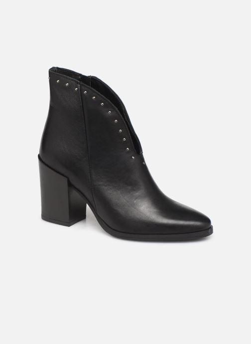 Bottines et boots Sweet Lemon ROJAN Noir vue détail/paire