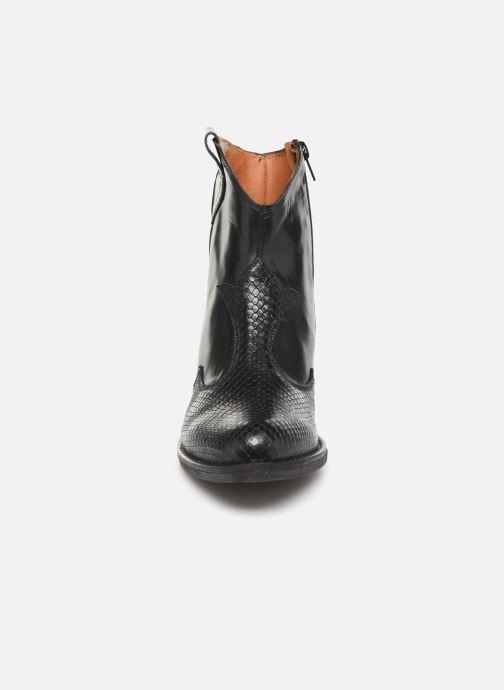Bottines et boots Sweet Lemon MIRELLA Noir vue portées chaussures
