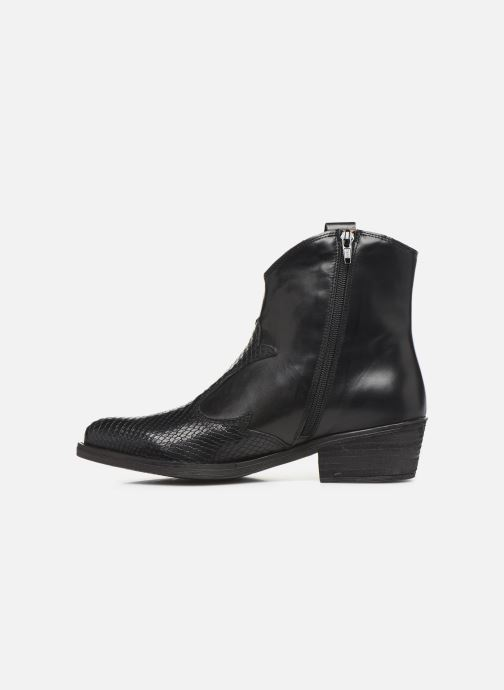 Bottines et boots Sweet Lemon MIRELLA Noir vue face