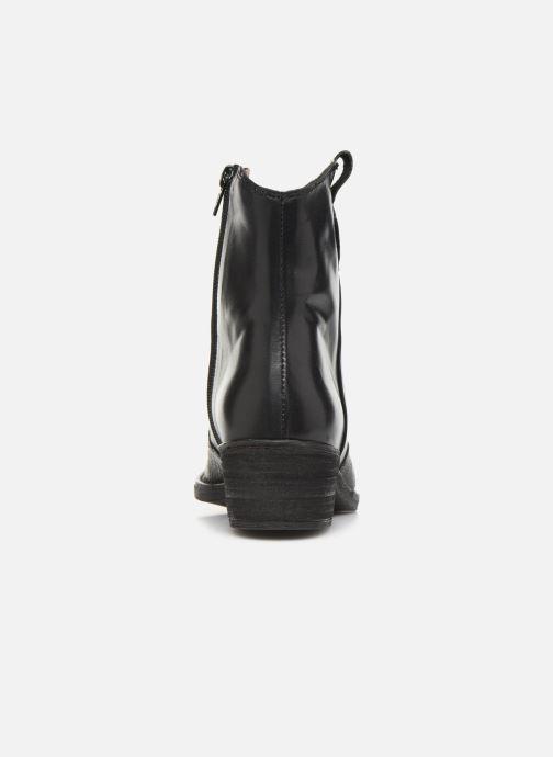 Bottines et boots Sweet Lemon MIRELLA Noir vue droite