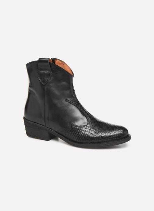 Bottines et boots Sweet Lemon MIRELLA Noir vue détail/paire