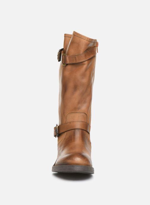 Bottines et boots Sweet Lemon SILJOE Marron vue portées chaussures