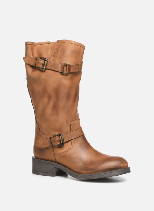 Bottines et boots Sweet Lemon SILJOE Marron vue détail/paire
