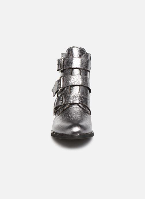 Bottines et boots Sweet Lemon SAODEZ Argent vue portées chaussures