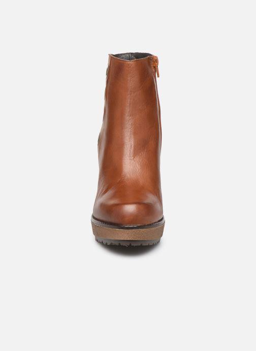 Bottines et boots Sweet Lemon SEDRIA Marron vue portées chaussures