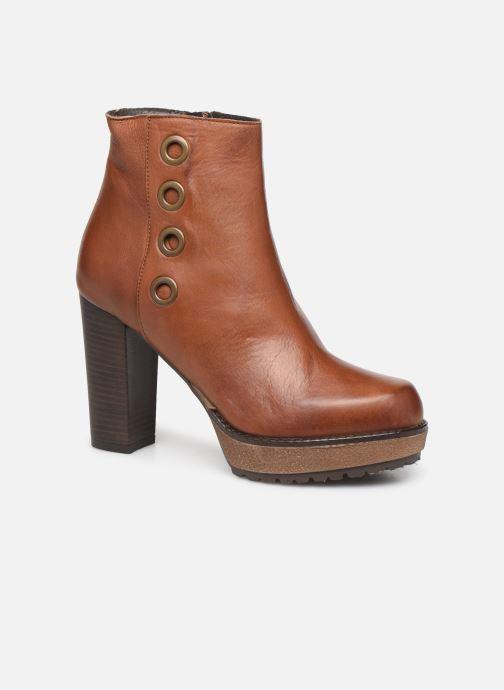 Bottines et boots Sweet Lemon SEDRIA Marron vue détail/paire