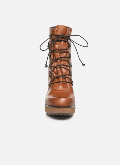 Bottines et boots Sweet Lemon SIROLA Marron vue portées chaussures