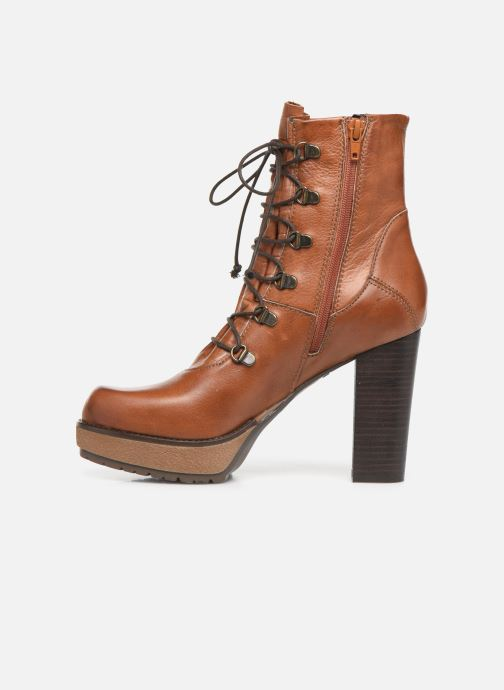 Bottines et boots Sweet Lemon SIROLA Marron vue face