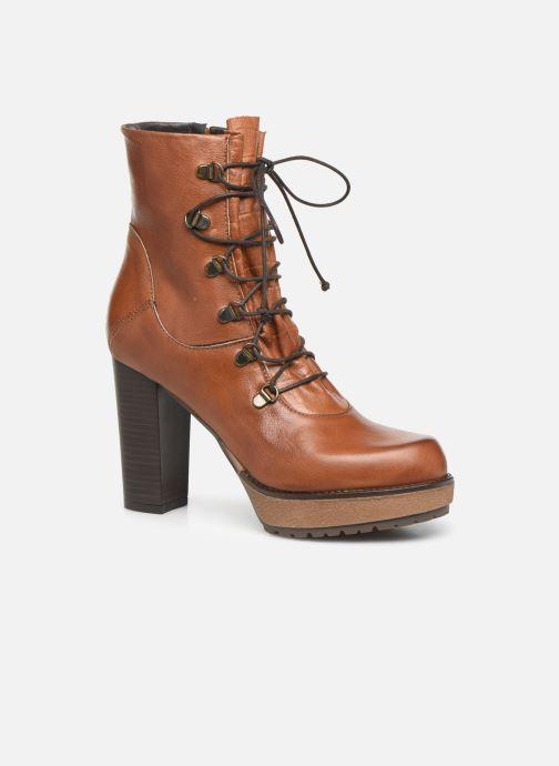 Bottines et boots Sweet Lemon SIROLA Marron vue détail/paire