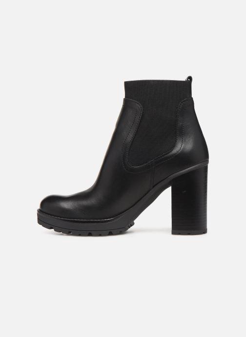 Bottines et boots Sweet Lemon RAISSA Noir vue face