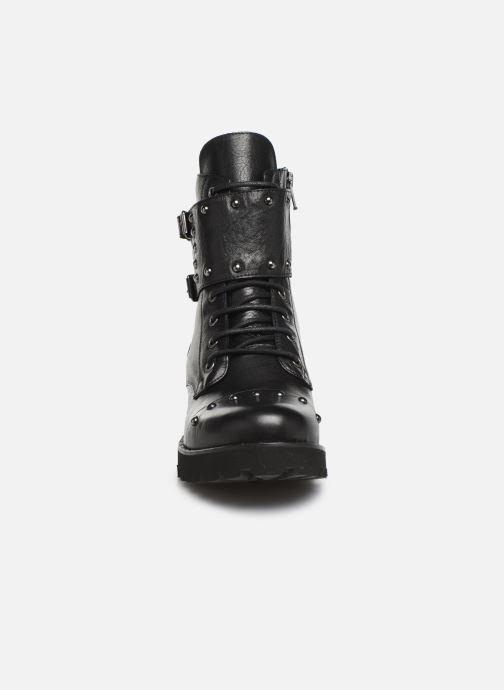 Bottines et boots Sweet Lemon JOYA Noir vue portées chaussures