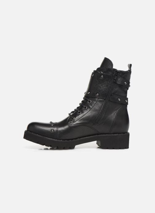 Bottines et boots Sweet Lemon JOYA Noir vue face