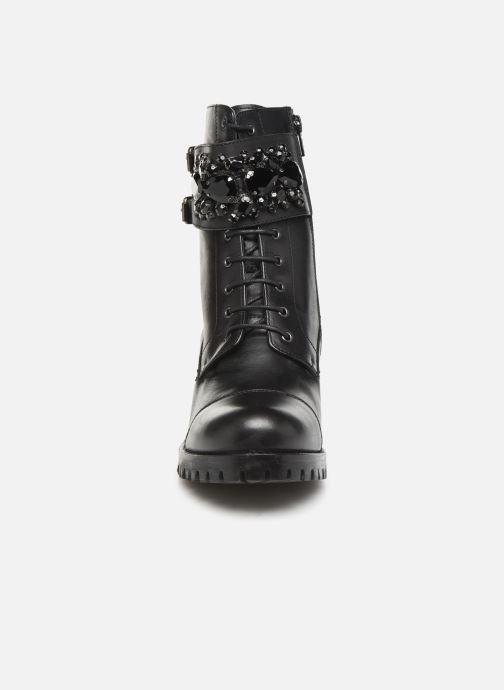 Bottines et boots Sweet Lemon L.42.ISAURA Noir vue portées chaussures
