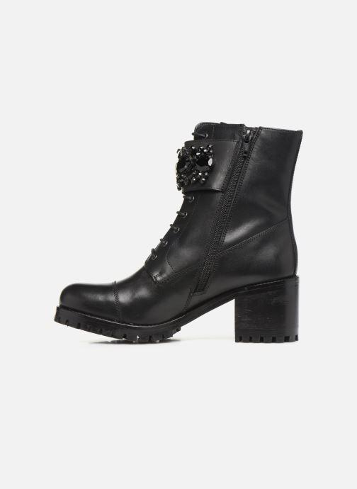 Bottines et boots Sweet Lemon L.42.ISAURA Noir vue face