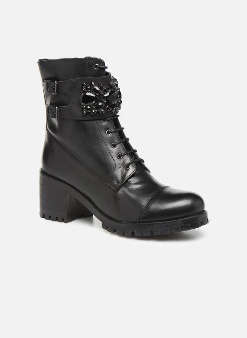 Bottines et boots Sweet Lemon L.42.ISAURA Noir vue détail/paire