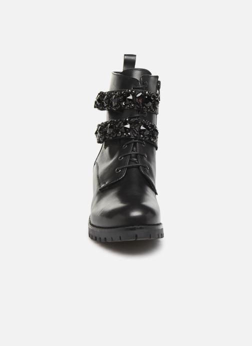 Bottines et boots Sweet Lemon L.42.INARA Noir vue portées chaussures