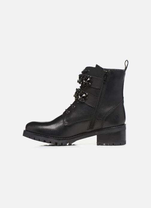 Bottines et boots Sweet Lemon L.42.INARA Noir vue face