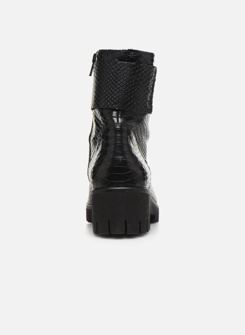 Bottines et boots Sweet Lemon L.49.DASHA Noir vue droite