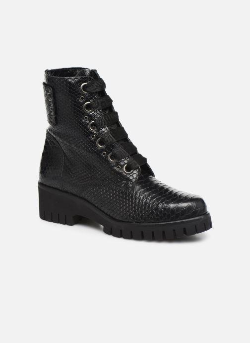 Bottines et boots Sweet Lemon L.49.DASHA Noir vue détail/paire