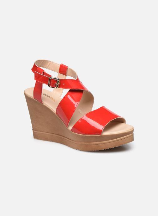 Sandali e scarpe aperte Bluegenex B-2127 Rosso vedi dettaglio/paio