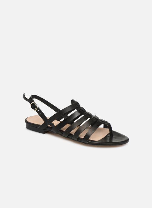 Sandali e scarpe aperte Bluegenex B-2253 Nero vedi dettaglio/paio