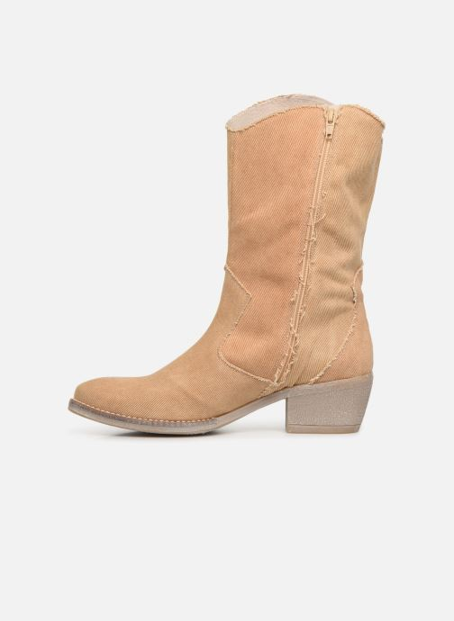 Boots & wellies Humat Dakota Tacha Beige front view