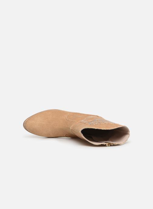 Støvler & gummistøvler Humat Dakota Tacha Beige se fra venstre