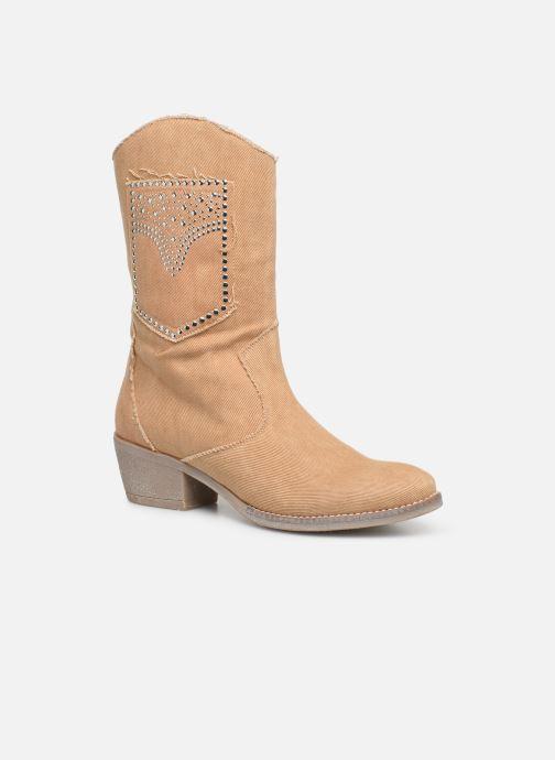Støvler & gummistøvler Humat Dakota Tacha Beige detaljeret billede af skoene