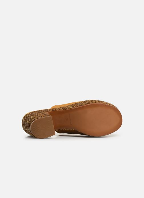 Wedges Humat Diana Zueco Geel boven