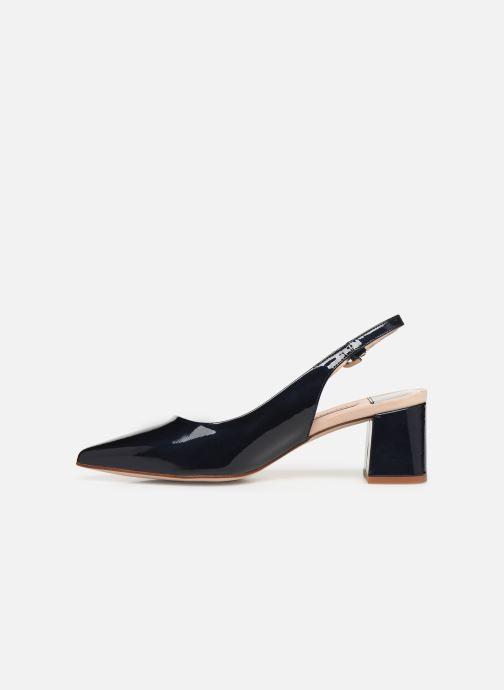 Sandales et nu-pieds Humat Elena Salon Bleu vue face